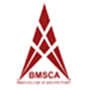 BMS COLLEGE OF ARCHITECTURE (BMSCA) logo
