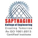 SAPTHAGIRI COLLEGE OF ENGINEERING logo