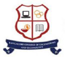 BANGALORE COLLEGE OF ENGINEERING AND TECHNOLOGY logo