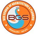 BGS SCHOOL OF ARCHITECTURE AND PLANNING logo