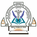 H.K.E. Society's M.R. Medical College logo