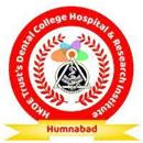 HDET's Dental College& Hospital logo