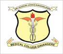 JJM Medical College, Davangere logo