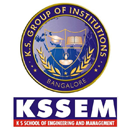 K.S School of Engineering And Management logo
