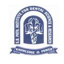 S B Patil Institute for Dental Sciences and Research Bidar logo