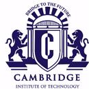 Cambridge Institute of Technology – North Campus logo