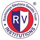 R V College of Architecture logo